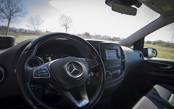 Mercedes Vito Interno