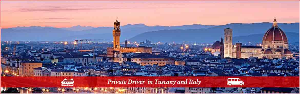 Transfer with drivers Italy