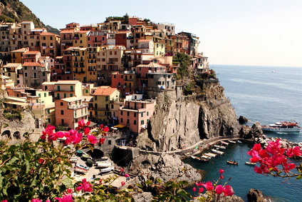 Tour of Cinqueterre