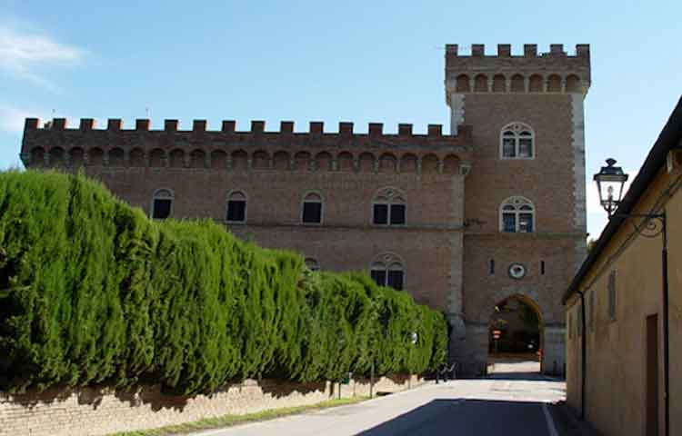 Bolgheri private half day tour