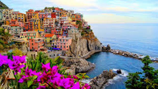 Cinqueterre and Pisa Tour from Livorno