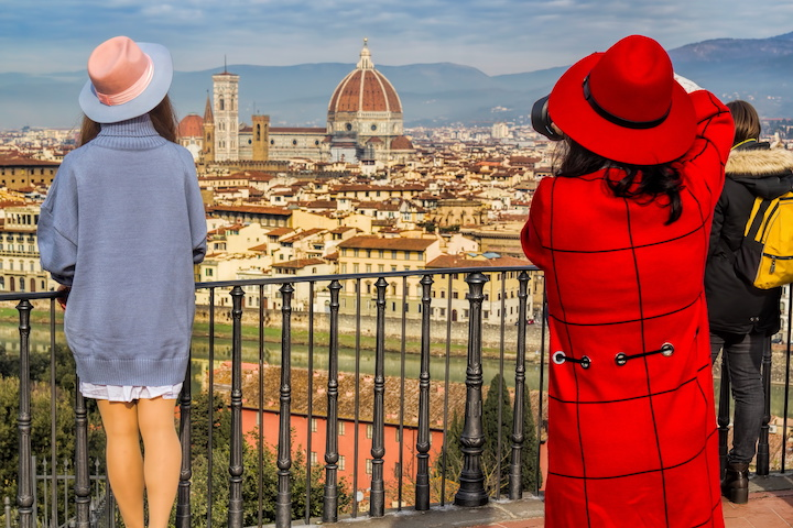 Pisa and Florence private full day tour