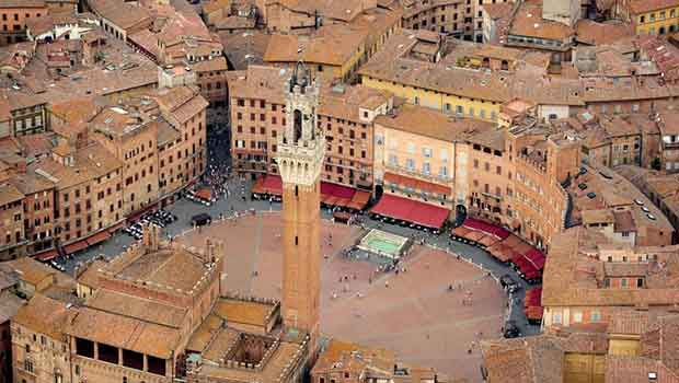 Siena full day tour