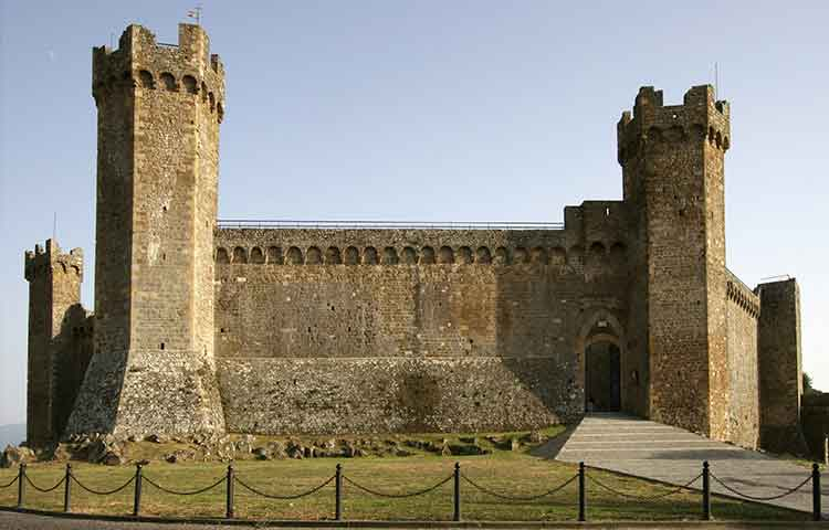 Montalcino and Sant'Angelo in Colle private full day tour