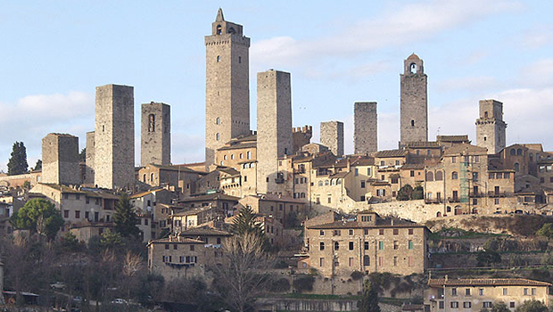 San Gimignano full day tour