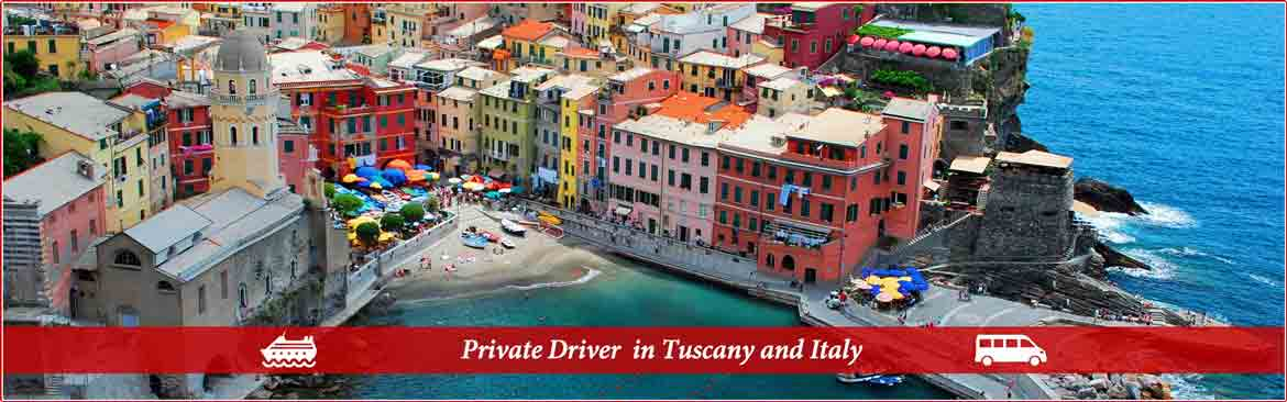 Tour in Italy from the cruise ship